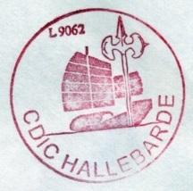 * HALLEBARDE (1989/....) * 200-0410