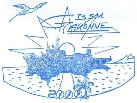 Garonne - * GARONNE (1965/2003) * 200-0510