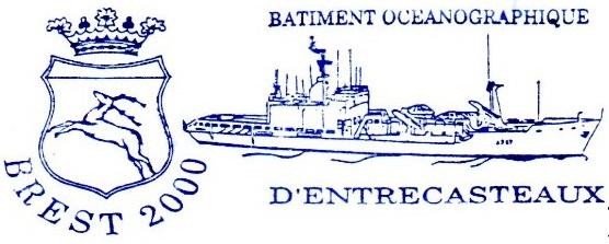* D'ENTRECASTEAUX (1971/2008) * 200-0725