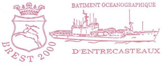 * D'ENTRECASTEAUX (1971/2008) * 200-0726