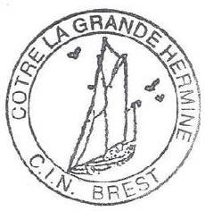 * LA GRANDE HERMINE (1964/....) * 200-0912