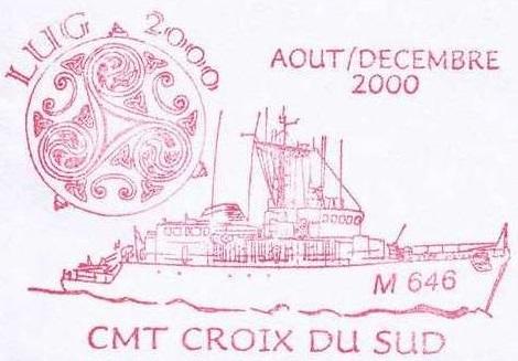 * CROIX DU SUD (1986/....) * 200-0915