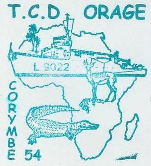 * ORAGE (1968/2007) * 200-1114