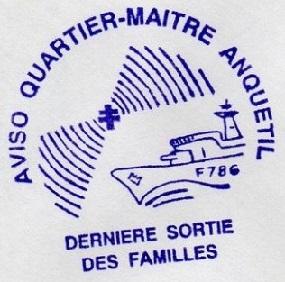 * QUARTIER-MAÎTRE ANQUETIL (1979/2000) * 2000-010