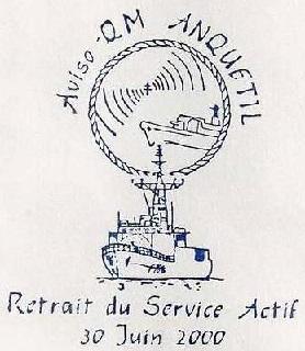 * QUARTIER-MAÎTRE ANQUETIL (1979/2000) * 2000-011