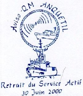 * QUARTIER-MAÎTRE ANQUETIL (1979/2000) * 2000-012