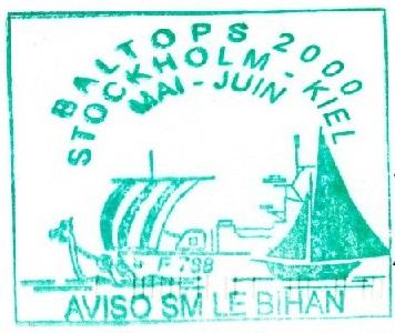 * SECOND MAÎTRE LE BIHAN (1979/2002) * 2000-013