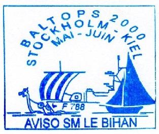 * SECOND MAÎTRE LE BIHAN (1979/2002) * 2000-016