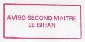 * SECOND MAÎTRE LE BIHAN (1979/2002) * 2000-023