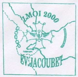 * ENSEIGNE DE VAISSEAU JACOUBET (1982/....) * 2000-110