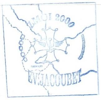 * ENSEIGNE DE VAISSEAU JACOUBET (1982/....) * 200010
