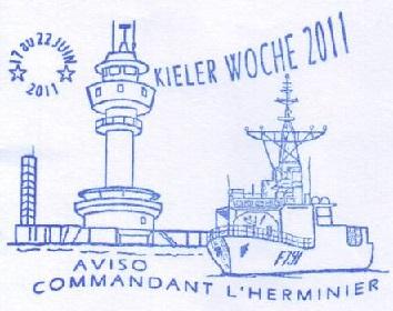 * COMMANDANT L'HERMINIER (1986/2018) * 2001-012