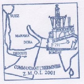 * COMMANDANT L'HERMINIER (1986/2018) * 2001-013