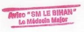 * SECOND MAÎTRE LE BIHAN (1979/2002) * 2001-015