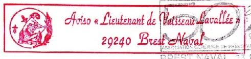 * LIEUTENANT DE VAISSEAU LAVALLÉE  (1980/2018) * 2001-112