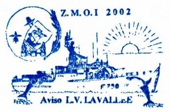 * LIEUTENANT DE VAISSEAU LAVALLÉE  (1980/2018) * 2002-014