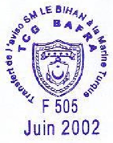 * SECOND MAÎTRE LE BIHAN (1979/2002) * 2002-018