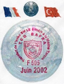 * SECOND MAÎTRE LE BIHAN (1979/2002) * 2002-019