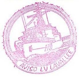 * LIEUTENANT DE VAISSEAU LAVALLÉE  (1980/2018) * 2003-013
