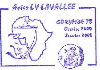 * LIEUTENANT DE VAISSEAU LAVALLÉE  (1980/2018) * 2004-111