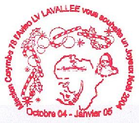 * LIEUTENANT DE VAISSEAU LAVALLÉE  (1980/2018) * 2004-112