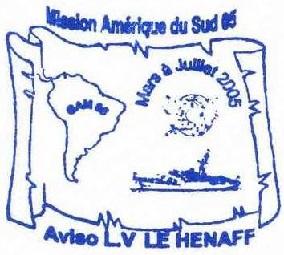 * LIEUTENANT DE VAISSEAU LE HÉNAFF (1980/....) * 2005-011