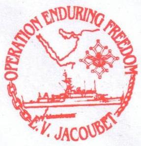 * ENSEIGNE DE VAISSEAU JACOUBET (1982/....) * 2005-110