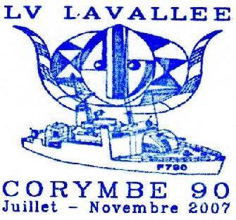 * LIEUTENANT DE VAISSEAU LAVALLÉE  (1980/2018) * 2007-013