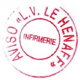 * LIEUTENANT DE VAISSEAU LE HÉNAFF (1980/....) * 2007-014