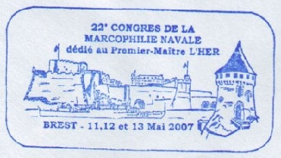 * PREMIER MAÎTRE L'HER (1981/....) * 2007-015