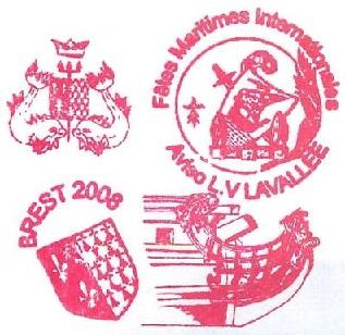 * LIEUTENANT DE VAISSEAU LAVALLÉE  (1980/2018) * 2008-010
