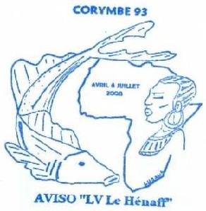 * LIEUTENANT DE VAISSEAU LE HÉNAFF (1980/....) * 2008-011