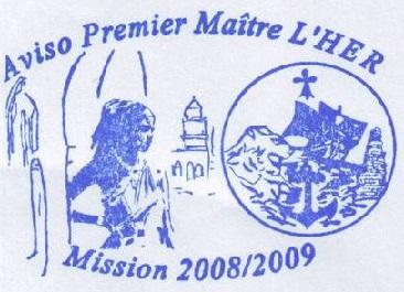 * PREMIER MAÎTRE L'HER (1981/....) * 2008-110