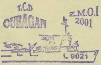 * OURAGAN (1965/2006) * 201-0010