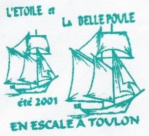 * BELLE POULE (1932/....) * 201-0710