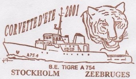 * TIGRE (1983/....) * 201-0711