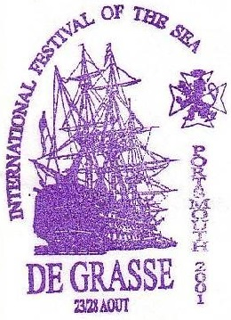 * DE GRASSE (1977/2013) * 201-0810