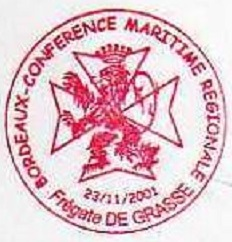 * DE GRASSE (1977/2013) * 201-1117