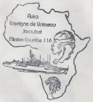 * ENSEIGNE DE VAISSEAU JACOUBET (1982/....) * 2012-010