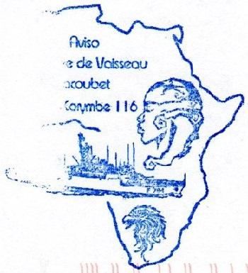 * ENSEIGNE DE VAISSEAU JACOUBET (1982/....) * 2012-011