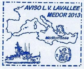 * LIEUTENANT DE VAISSEAU LAVALLÉE  (1980/2018) * 2013-010