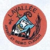 * LIEUTENANT DE VAISSEAU LAVALLÉE  (1980/2018) * 2013-110