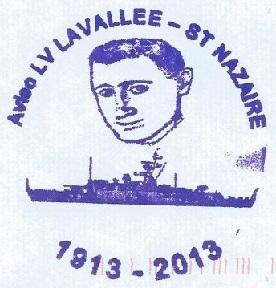 * LIEUTENANT DE VAISSEAU LAVALLÉE  (1980/2018) * 2013-112