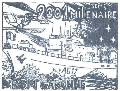 Garonne - * GARONNE (1965/2003) * 202-0112