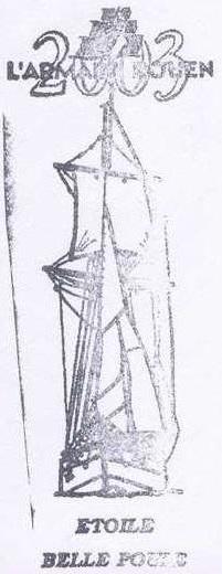 * BELLE POULE (1932/....) * 203-0010