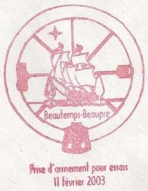 * BEAUTEMPS-BEAUPRE (2003/....) * 203-0214