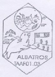 * ALBATROS (1984/2015) * 203-0217