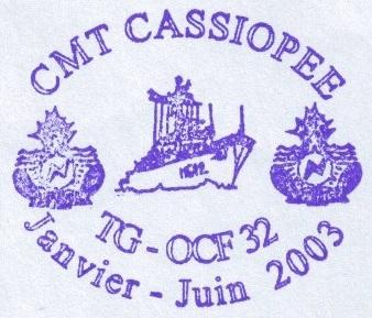 * CASSIOPÉE (1984/....) * 203-0315
