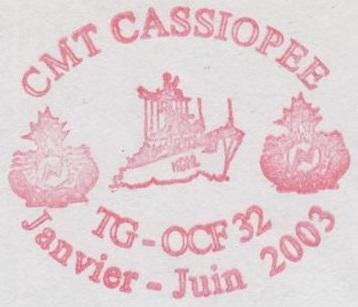 * CASSIOPÉE (1984/....) * 203-0811