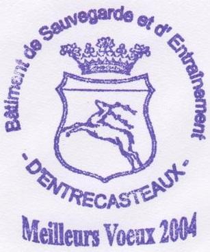 * D'ENTRECASTEAUX (1971/2008) * 203-1214